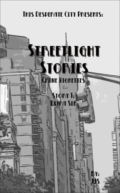 TDC Streetlight Stories: Extra Sin Cover