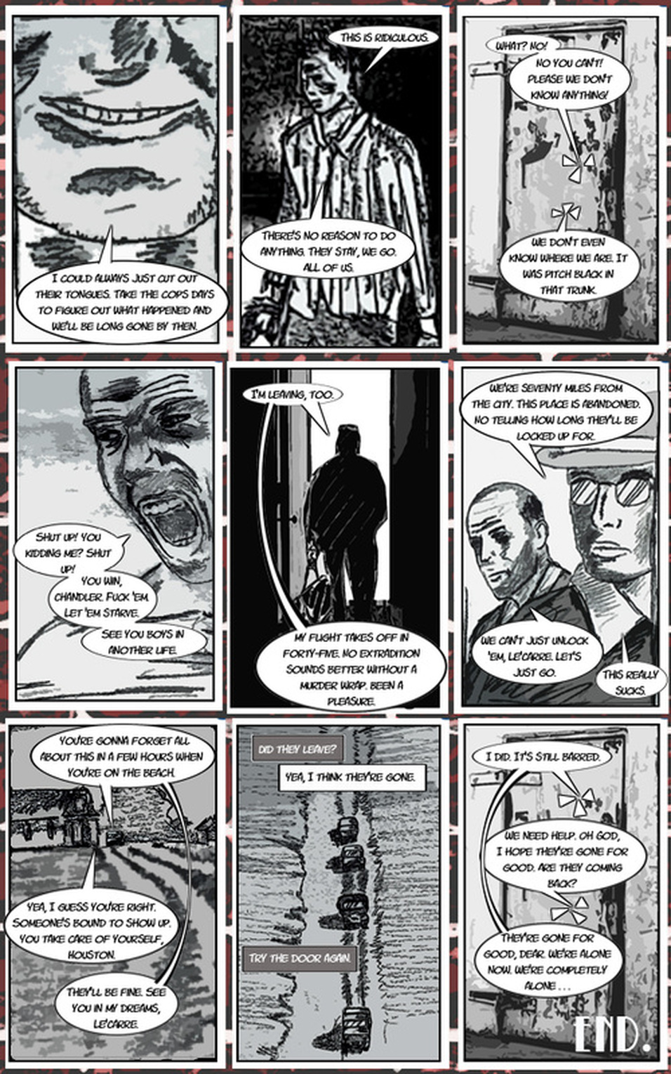 TDC Streetlight Stories: Stolen Loneliness Page 5