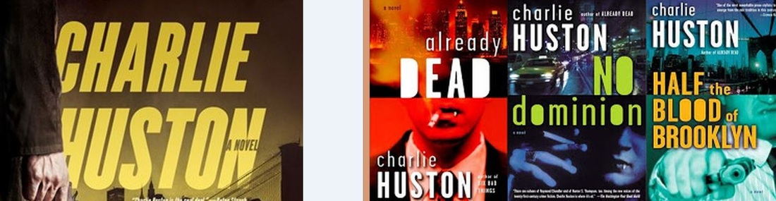 TDC Charlie Huston Reviews