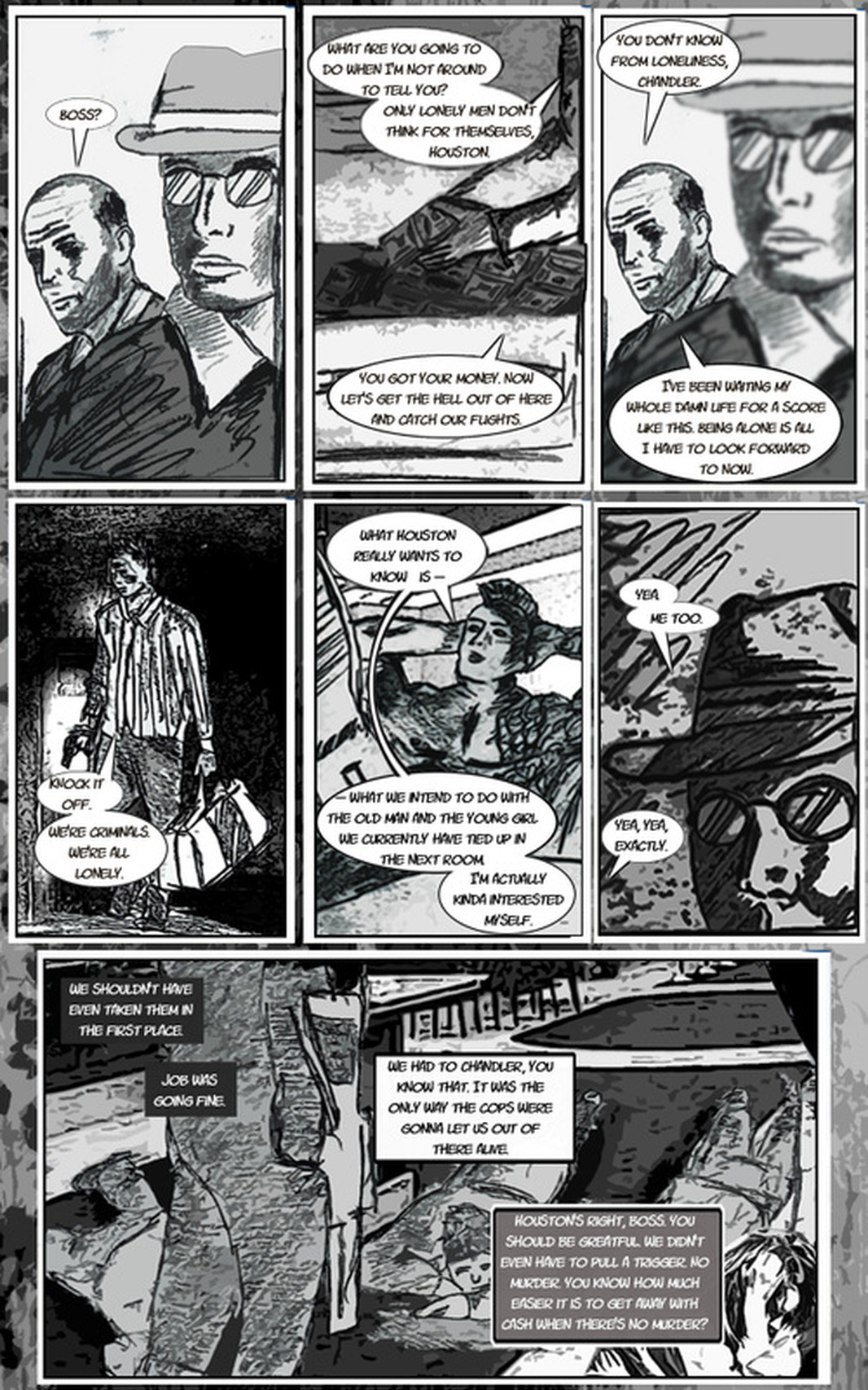 TDC Streetlight Stories: Stolen Loneliness Page 3